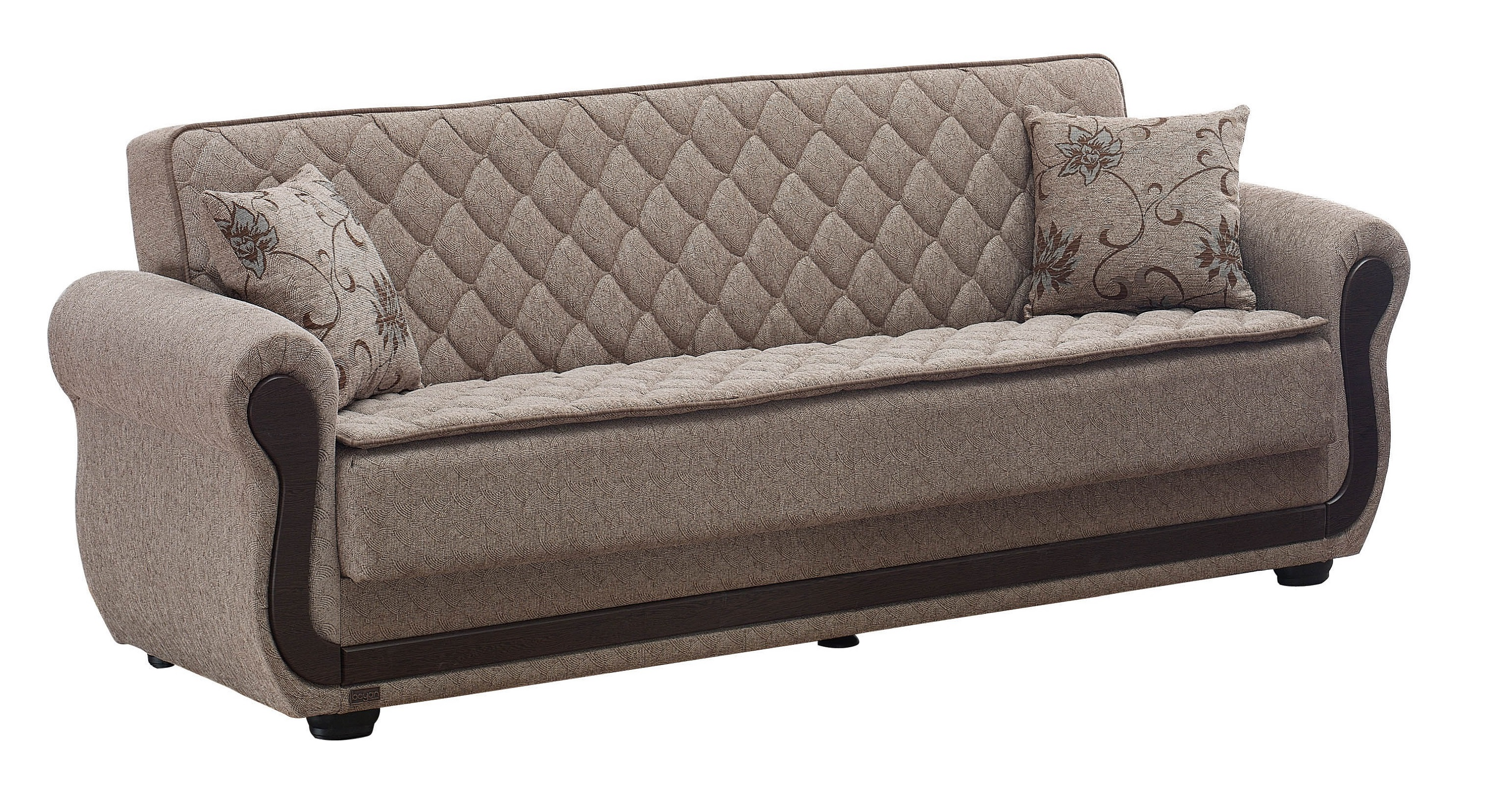 Euro Style Section Sofa Nice Home Design